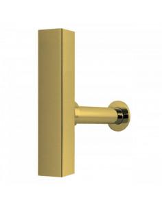 Teleskopowy zewnętrzny syfon umywalkowy W OBUDOWIE w kolorze złotym 10710342OR