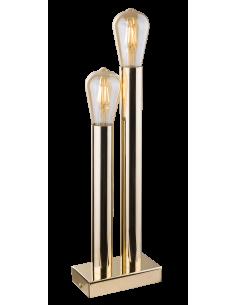 Lampa gabinetowa Lagos złota Amplex 0636