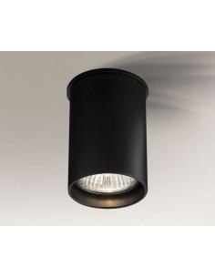 Lampa ARIDA 1109 Shilo czarna 1109/GU10/czarny