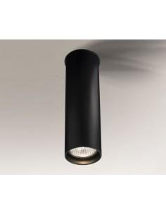 Lampa ARIDA 1110 Shilo czarna 1110/GU10/czarny