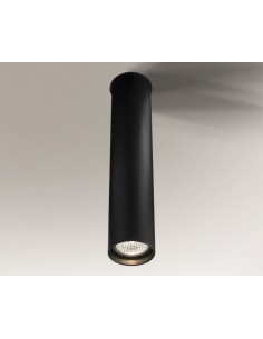 Lampa ARIDA 1111 Shilo czarna 1111/GU10/czarny