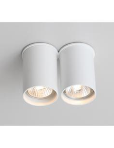 Lampa ARIDA 1112 Shilo czarny 1112/GU10/czarny