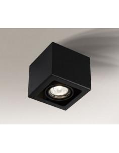 Lampa AWA 1135 Shilo czarna 1135/GU10/czarny