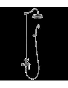 System prysznicowy Omnires Armance natynkowy, chrom AM5244 CR