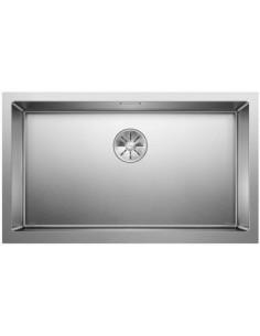 Zlewozmywak kuch. wpuszczany, nieodwracalny BLANCO CRONOS XL 8-IF 795x468 mm korek manualny (InFino), stal 523381