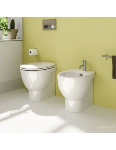 MISKA WC STOJĄCA CATALANO NEW LIGHT 50X37 BIAŁA 1VPLI00