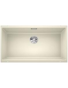 Zlewozmywak kuch. podwieszany, nieodwracalny BLANCO SUBLINE 800-U 830x460 mm korek manualny (InFino®), jaśmin 523146