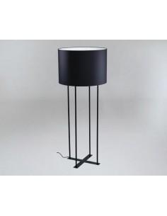 Lampa Shilo Dohar BONAR 9039 czarny/czarny 9039/E27/CZ/CZ