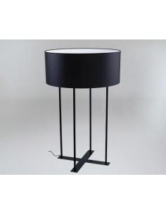 Lampa Shilo Dohar BONAR 9040 czarny/czarny 9040/E27/CZ/CZ