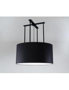 Lampa Shilo Dohar BONAR 9041 czarny/czarny 9041/E27/CZ/CZ