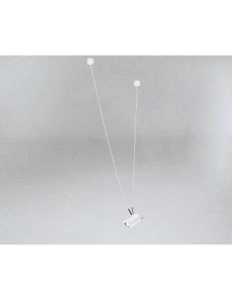Lampa Shilo Dohar VIWIN mini 45 9049 szara 9049/GU10/SZ