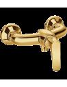 Bateria natryskowa Omnires Art Deco złoto AD5140 ZL