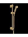Zestaw natryskowy Omnires Art Deco złoto Art Deco-S ZL
