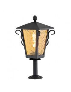 Lampa stojąca ARGON SANDOMIERZ czarna/miodowa 3281