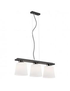 Lampa 3-pł. ARGON VERMOUTH beton szary 1212