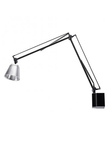 Kinkiet RAYON ARM WALL czarny - LED,...