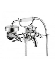 Bateria wannowo-prysznicowa Axor Montreux nikiel szczotkowany 16551820