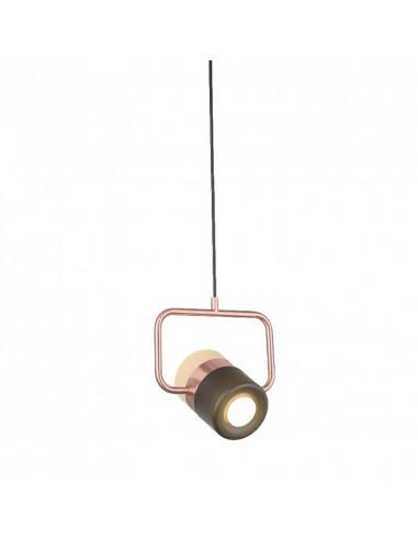 Lampa wisząca BLINK 1 czarna - LED,...