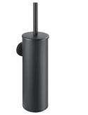 Szczotka wisząca WC Stella Classic czarna 07.435-B