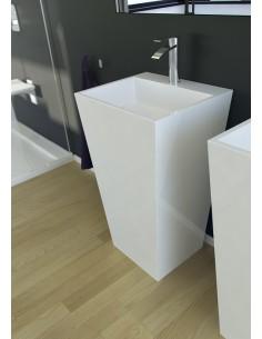 UMYWALKA WOLNOSTOJĄCA BESCO VERA 40x50x85 biała