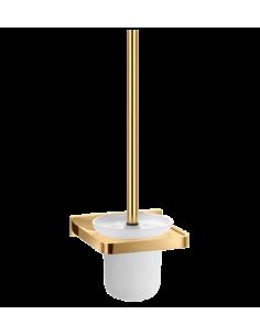 Szczotka WC wisząca złota Omnires Darling DA70620 ZŁ