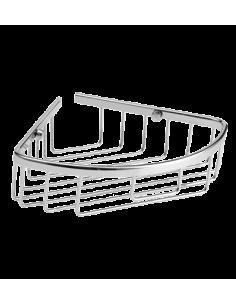Koszyk prysznicowy narożny chrom Omnires Uni UN3503