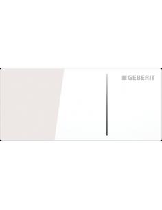 Przycisk uruchamiający Geberit Typ 70 Omega, zdalny, meblowy, stal nierdz. 115.083.FW.1