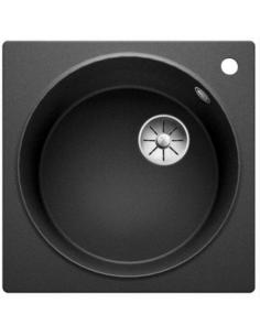 Zlew wpuszczany BLANCO ARTAGO 6 510x510 mm antracyt bez korka aut. InFino 521755