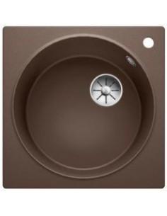 Zlew wpuszczany BLANCO ARTAGO 6 510x510 mm kawa bez korka aut. InFino 521765