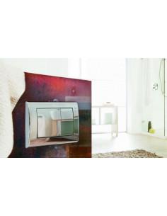 Tece Planus przycisk spłukujący do WC biały mat 9240322