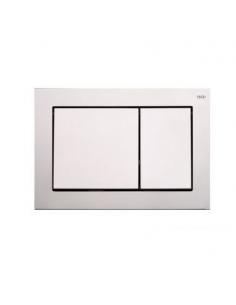 Tece Base przycisk spłukujący do WC biały 9240700