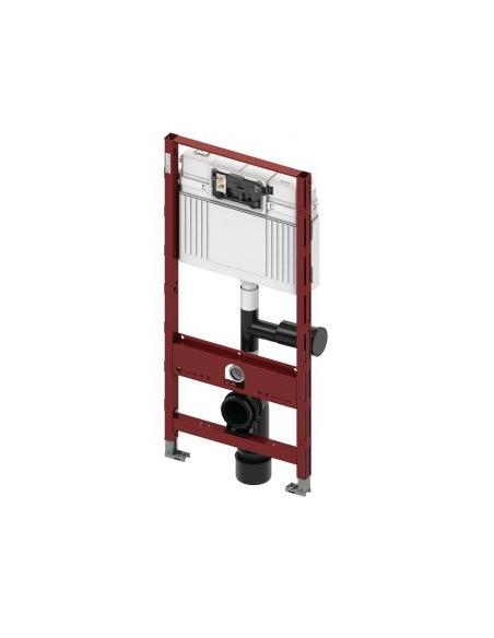 Tece Profil stelaż podtynkowy do WC ze spłuczką podtynkową uruchamianą z przodu 9300003