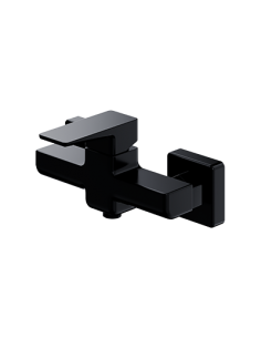 Bateria natryskowa Omnires Parma czarny mat PM7440BL