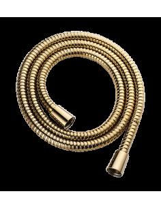Wąż natryskowy Omnires 125 cm złoty 022-XGL
