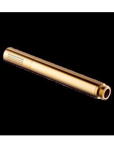 Słuchawka natryskowa Omnires złota MICROPHONE-RGL