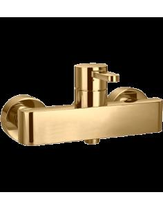 Bateria natryskowa Omnires Darling złota DA5040GL