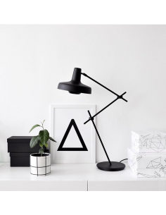 Lampa stołowa ARGIATO Grupa Products Table black AR-T