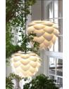 Lampa wisząca Aluvia medium UMAGE perłowo biała 2127
