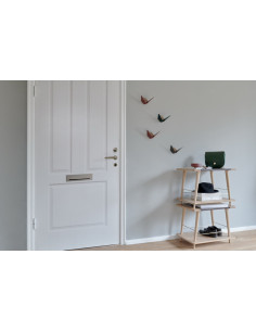 Wieszak Umage Butterflies Mini Pearl 5260