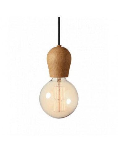 Lampa Bright Sprout- bielony dąb 110101+310103
