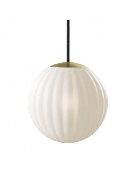 LAMPA BRIGHT MODECO BRASS NORDIC TALES - CZARNY PRZEWÓD 110902