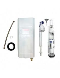 Spłuczka i zbiornik z powłoką antykondensacyjną BFK-UNI6-KIT