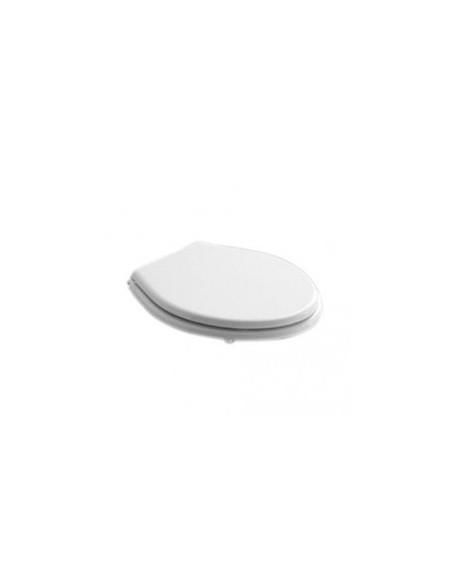 Deska i pokrywa biała wolnoopadająca BDS-RET-701020-B-WH