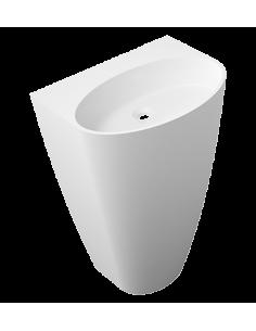 Umywalka wolnostojąca 55x43x85 cm Omnires Siena UWBO Marble+