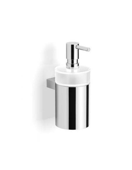 Dozownik do mydła w płynie metalowa obudowa 7 cm x 11 cm x 18 cm Stella Soul 06.424