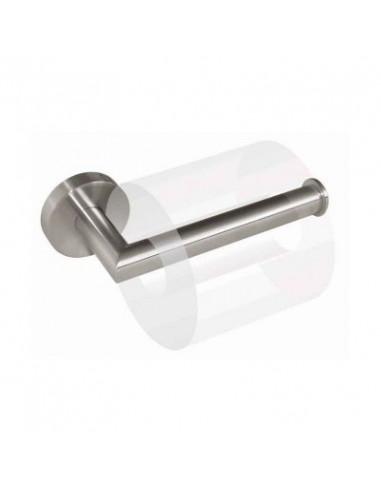 Uchwyt do papieru toaletowego bez osłonki stal szczotkowana 16,5 cm x 7 cm x 5,5 cm Stella Classic 07.445-SB