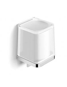 Dozownik do mydła w płynie dolny system dozowania 8 cm x 8 cm x 12 cm Stella Next 08.424