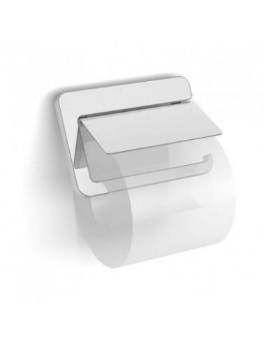 Uchwyt do papieru toaletowego ruchomy z osłonką 15 cm x 4 cm x 10 cm Stella Next 08.442