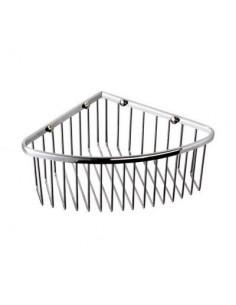 Koszyk narożny 20,5 cm x 20,5 cm x 9 cm Stella Dodatki 16.022