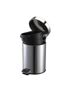 Pojemnik na odpadki połysk 21cm x 26cm x 28cm Stella Dodatki 20.005